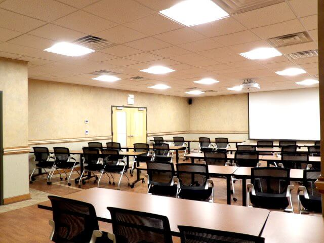 Meeting training room