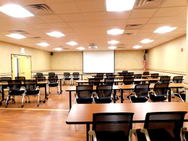 Montville executive suites training center