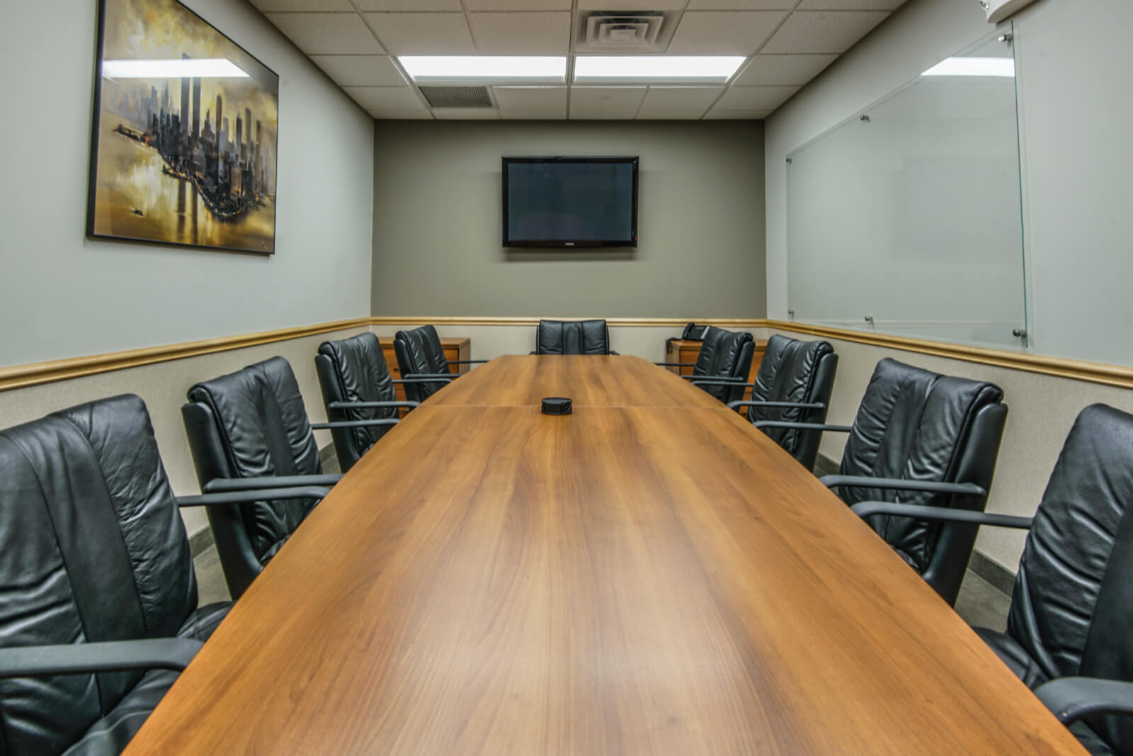 Montville executive suites conference room