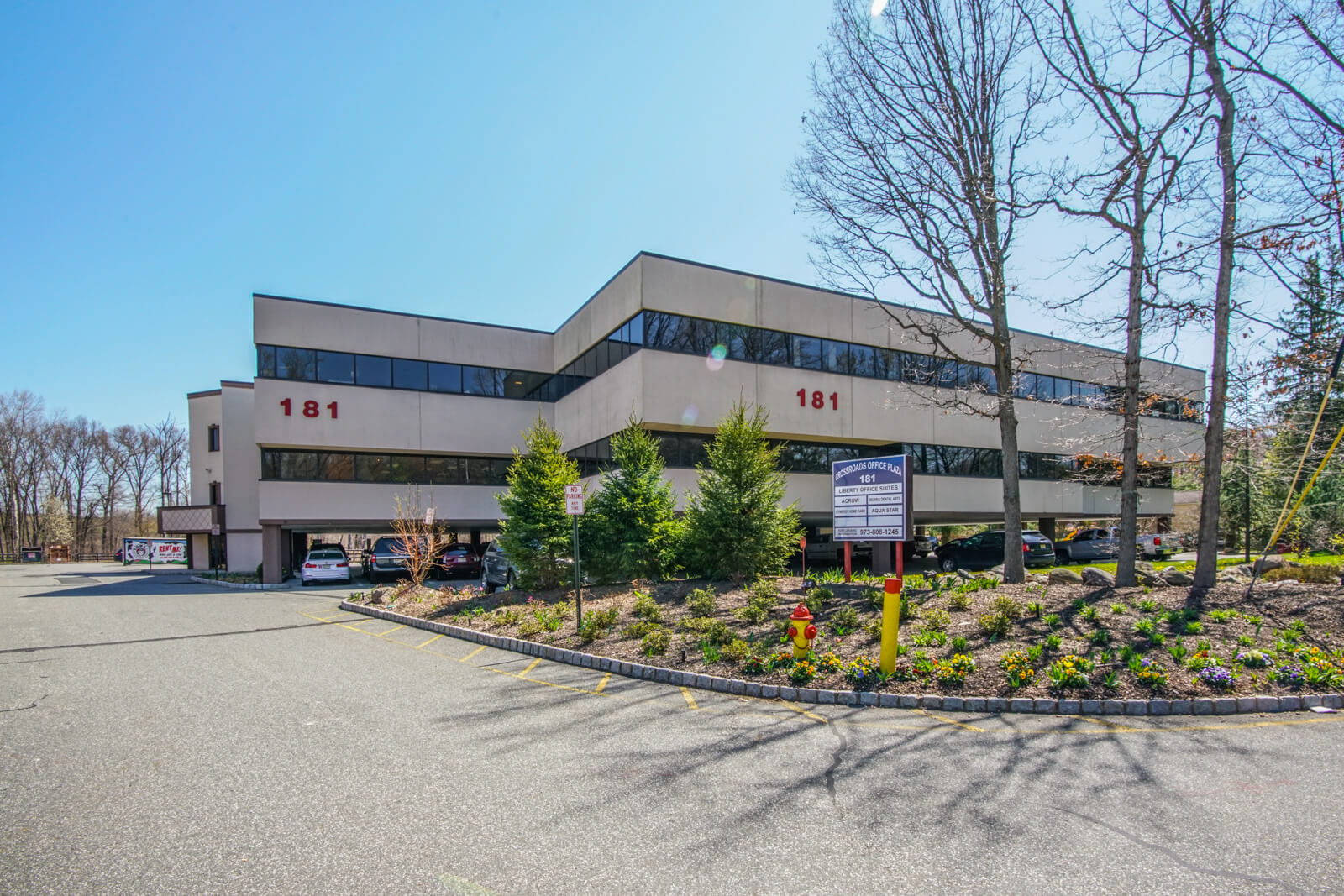 181 New Road Parsippany office space