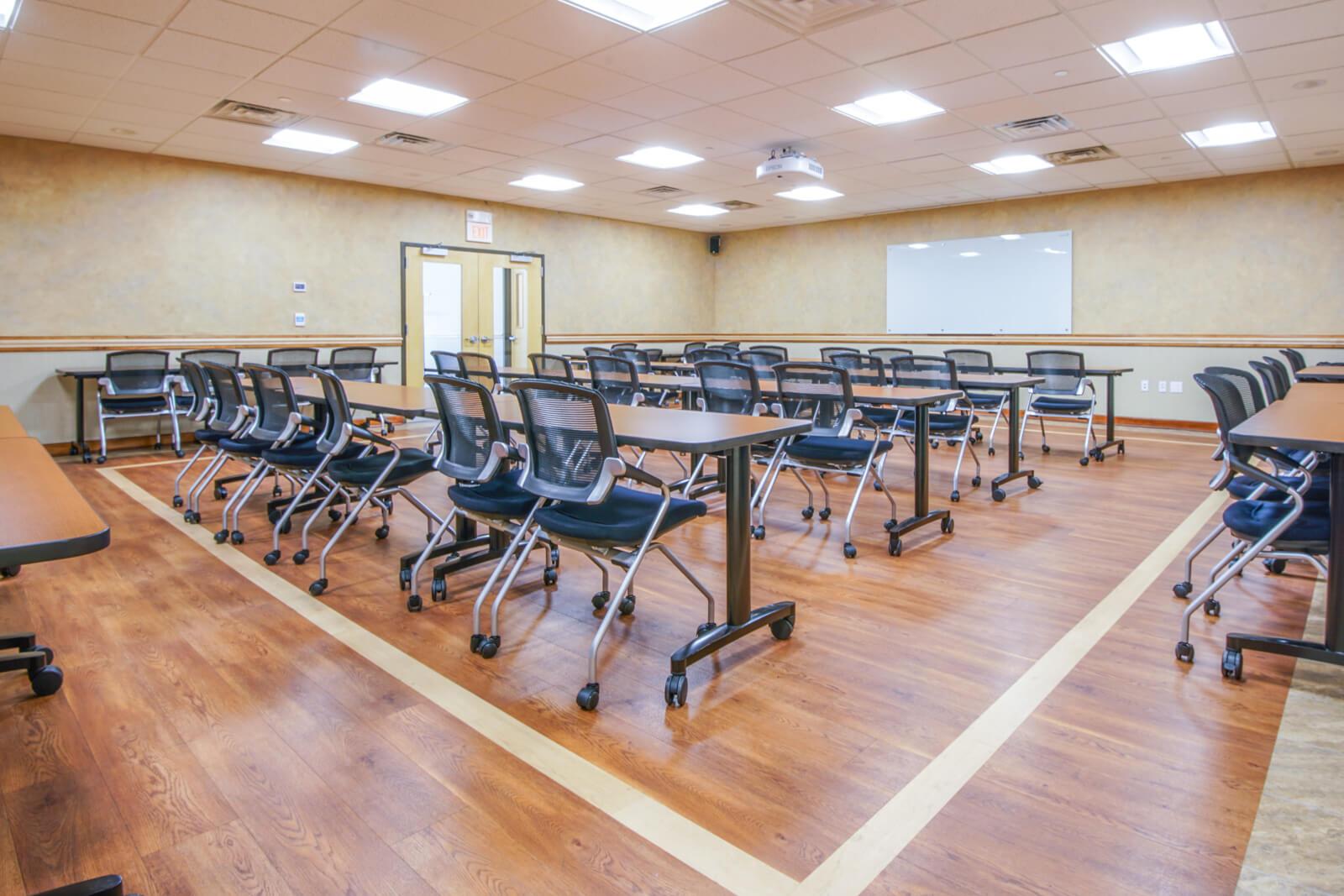 Sales training center