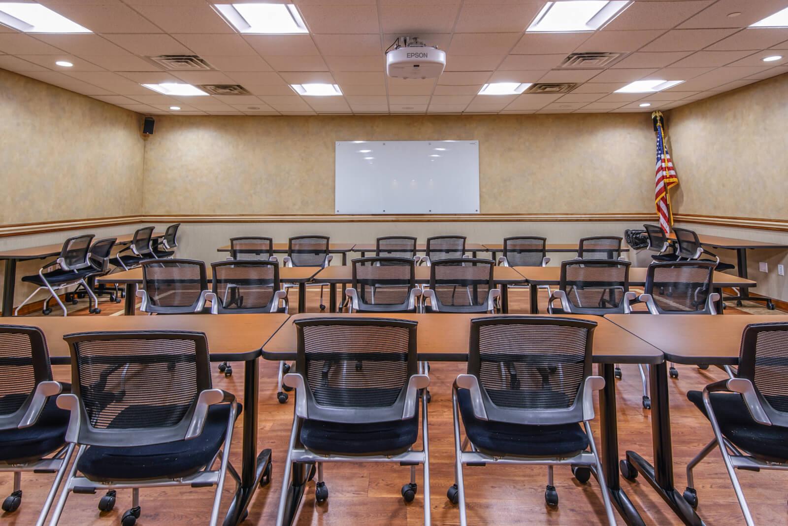 Training center furniture