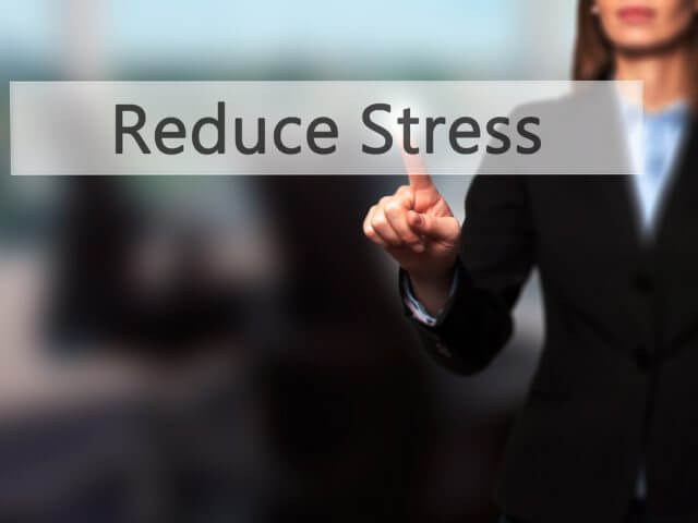 Reduce stress at work