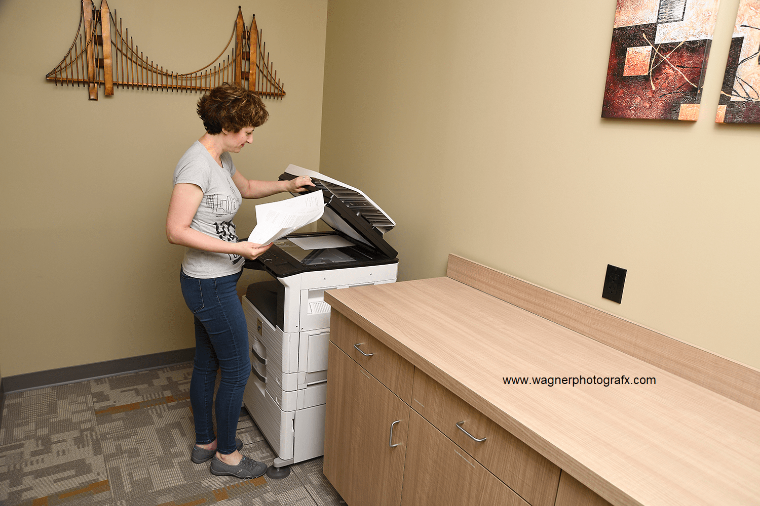 Liberty Office Suites_Parsippany Office Space_Printer and Copier