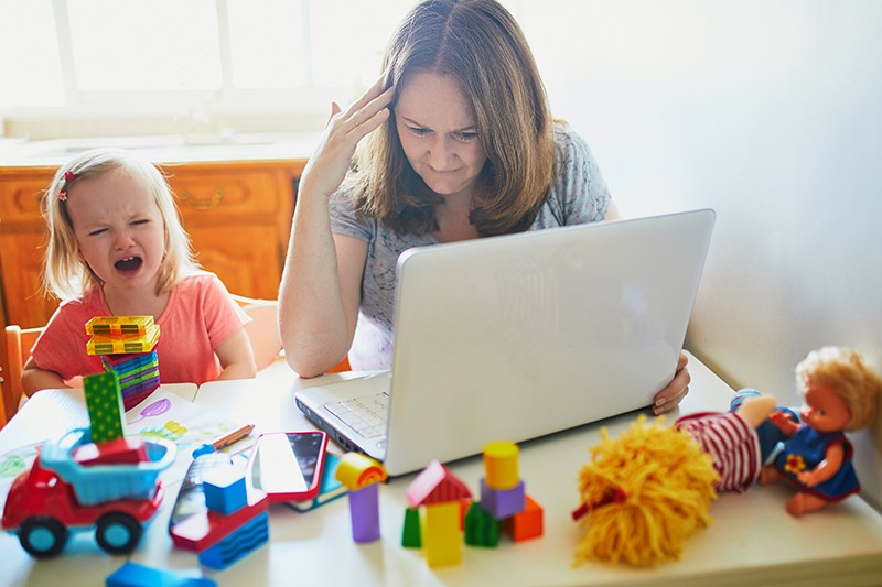Help for Working Moms
